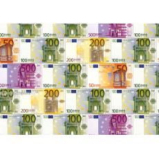 Бумага (меловка) упаковочная (мужская евро) Ed-N-325m