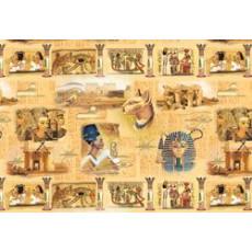 Бумага (меловка) упаковочная с пантоном (Египет) Ed-N-074m