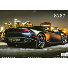 Квартальный  календарь на 1 спирали на 2022 год  EX-BG22-20
