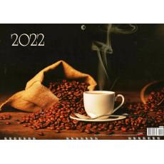 Квартальный  календарь на 1 спирали на 2022 год  EX-BG22-21