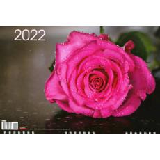 Квартальный  календарь на 3-x спиралях на 2022 год  EX-3BG22-16
