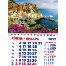 Календарь на магните на 2022 ak22m-P-02