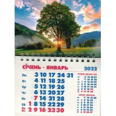 Календарь на магните на 2022 ak22m-P-03