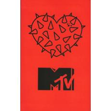 Блокнот для записей B6 на 80 листов. Клетка. Твердая обложка. MTV20-260-2