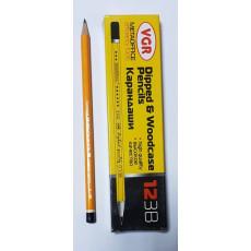 Карандаши черно-графитные VGR-3102