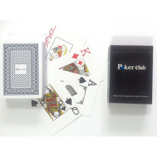 Набор пластиковых игральных карт 54 шт. Poker Club KI-PK-01