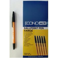 Ручка шариковая RENGE EconoMix-10138