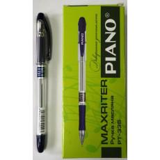 Ручка масляная синяя MAXRITER PIANO MX-PT-335