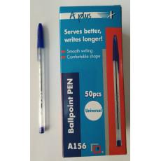 Ручка шариковая синяя BallPen-A-156