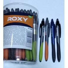 Ручка гелевая синяя Roxy-411288