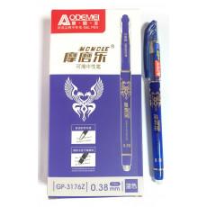 Ручка пишет-стирает гелиевая синяя AOD-3176z
