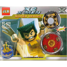 Набор SUPER HEROES X-MEN ZZ-3D2903