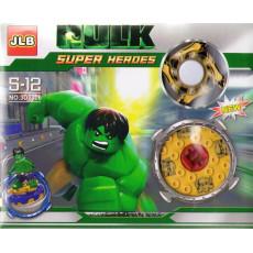 Набор SUPER HEROES HULK ZZ-3D2906