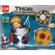 Набор SUPER HEROES THOR ZZ-3D2907