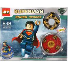 Набор SUPER HEROES SUPERMEN ZZ-3D2908