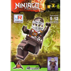 Набор NINJAGO (Cole)  ZZ-JR787-3