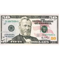 Конверт без текста (50$) EX-KNV-00380