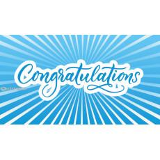 Конверт «Congratulations» ED-KMD-439