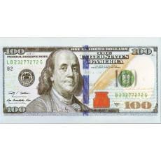 Конверт без текста (100$) EX-KNV-00375