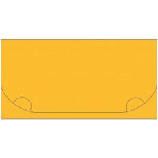 Конверт без текста (желтый) Rd-04-05