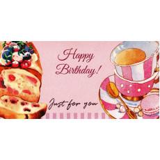 """Конверт """"Happy Birthday!"""" CR-S-28"""