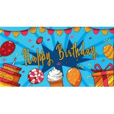 Конверт детский «Happy Birthday!» sp-12.947