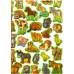 """Велика Книга """"Розвивальні наліпки. Малята тварин"""" Kr-655-9"""