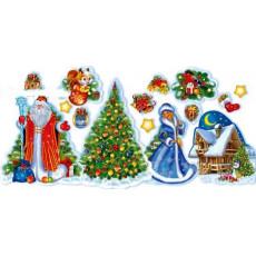Набор для Новогоднего украшения/декора «Новогодний» Ed-C-014