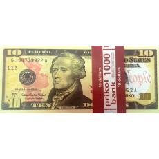 Набор сувенирных денег для проведения свадебных конкурсов  DN-D10