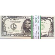 Набор сувенирных денег для проведения свадебных конкурсов  DN-D1000