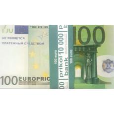 Набор сувенирных денег для проведения свадебных конкурсов  DN-EV100