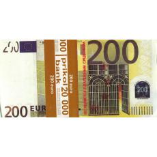 Набор сувенирных денег для проведения свадебных конкурсов  DN-EV200