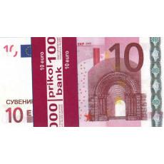 Набор сувенирных денег для проведения свадебных конкурсов  DN-EV10