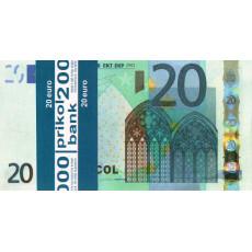 Набор сувенирных денег для проведения свадебных конкурсов  DN-EV20
