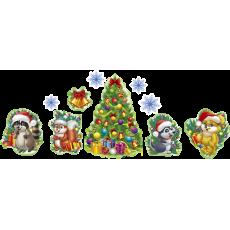 Набор для Новогоднего украшения/декора Et-H-007