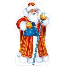 "Плакат вырубка новогодний ""Дед Мороз"" SP-117-2"
