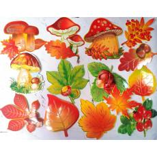 """Набор """"Осенние листья"""" Et-mx-01"""