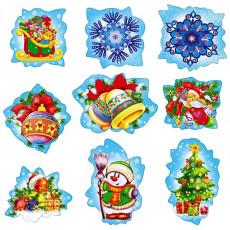Набор для Новогоднего украшения/декора «Чарівне свято» Sp-Km-132