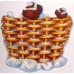 Новогодний набор для украшения/декора «Украина зимой» UA-NB-0086-298