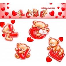Набор «Мишки Love» UA-ne-0110