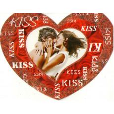 """Открытка """"KISS"""" 14-Ed-08-03-08"""