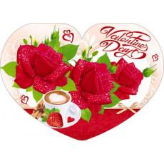 Открытка «Valentine`s Day!» 14-Sp-2.052y