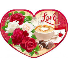 Открытка «Love!» 14-Sp-2.055y