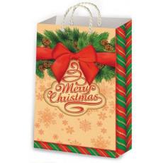 Подарочный пакет новогодний Ed-P1-139