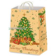 Подарочный пакет новогодний Ed-P1-141