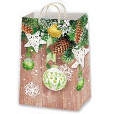 Подарочный пакет новогодний Ed-P1-143