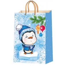 Подарочный пакет новогодний Ed-P1-151