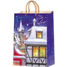 Подарочный пакет новогодний Ed-P1-152