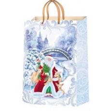 Подарочный пакет новогодний Ed-P1-154