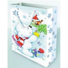 Подарочный пакет новогодний Ed-P1-164